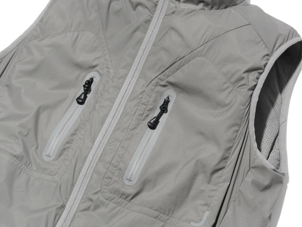 2LOcta Insulated Vest XXL Grey8