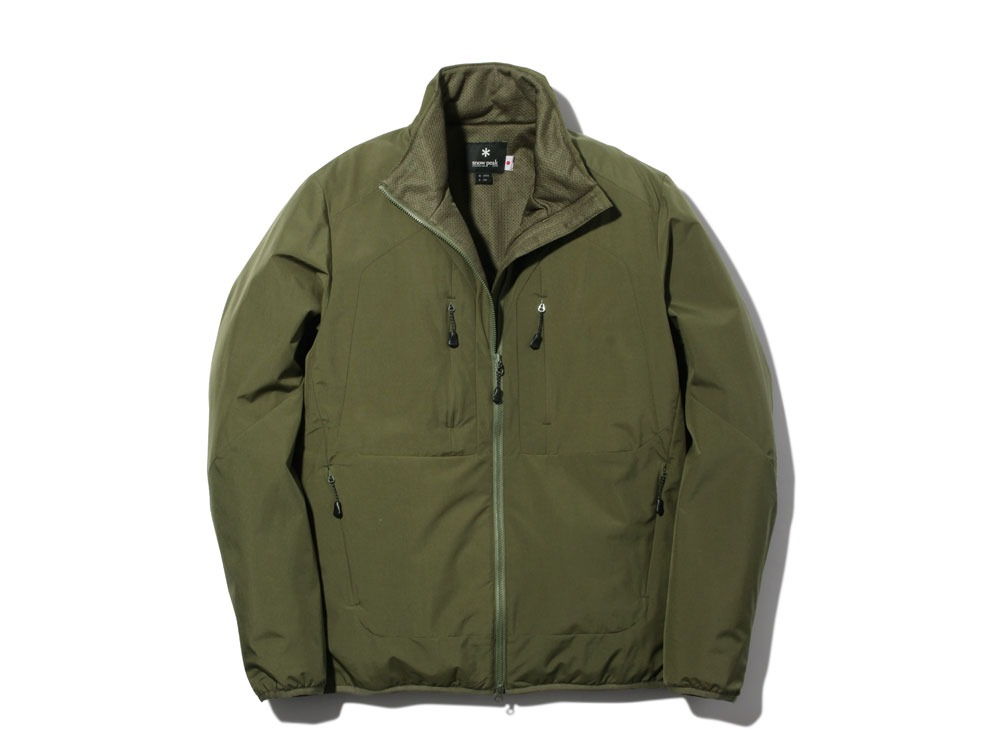 2L Octa Jacket XL Olive0