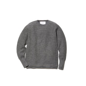 【THE INOUE BROTHERSコラボ】Waffle Crewneck Sweater