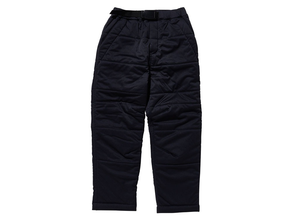 Kids Flexible Insulated Pants1Black