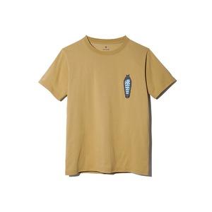 Printed Tshirt Bacoo L Mustard