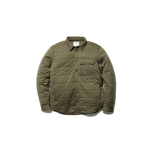 Flexible Insulated Shirt 2 Olive