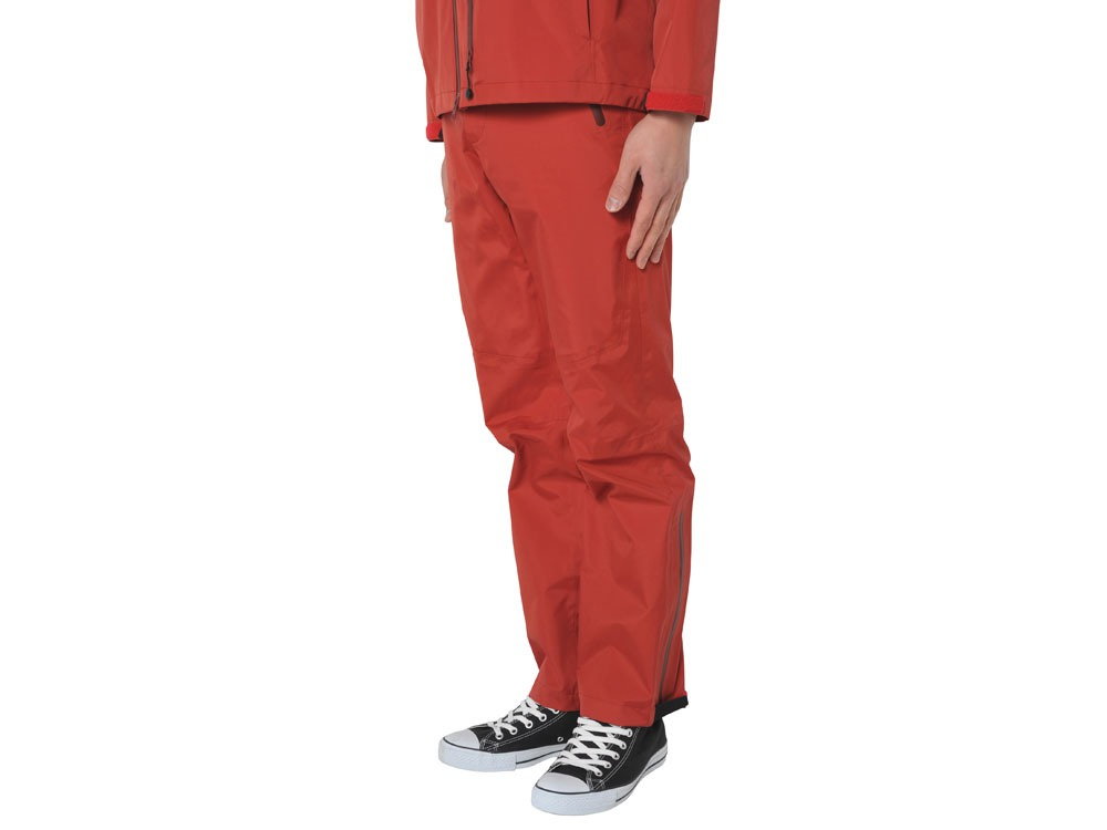 3L Rain Pants XXL Red1
