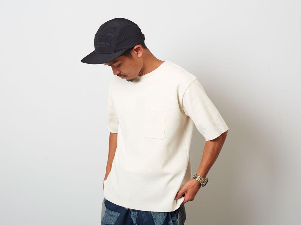 CottonDRYPullover M White8