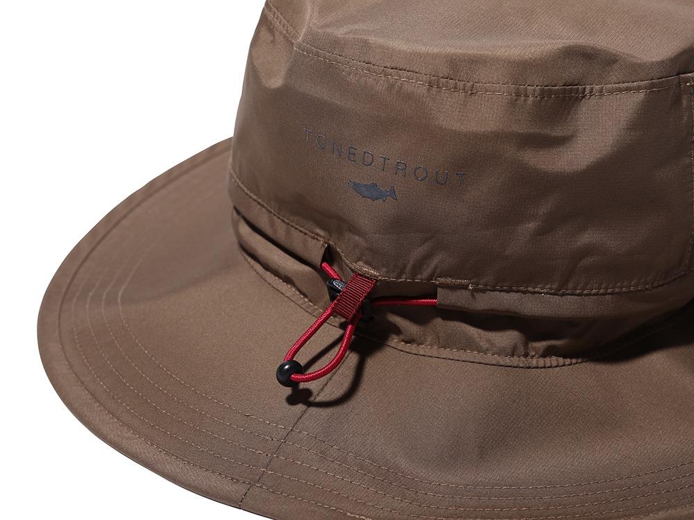 2.5L Rain Hat One Black
