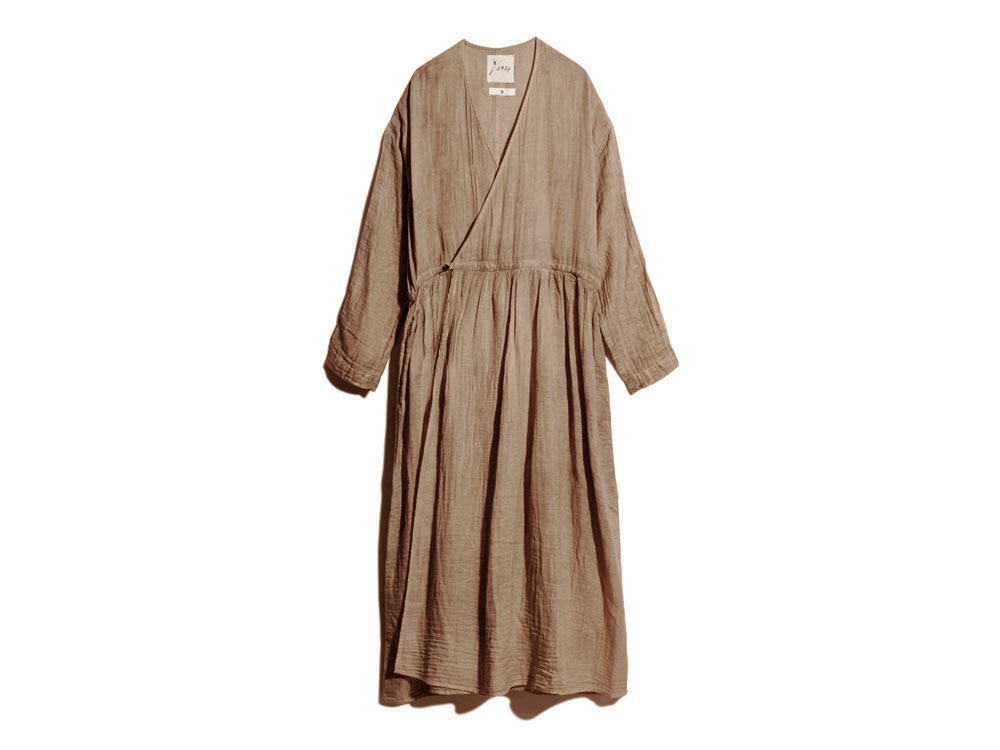 OG Double Gauze Dress 1 DORO