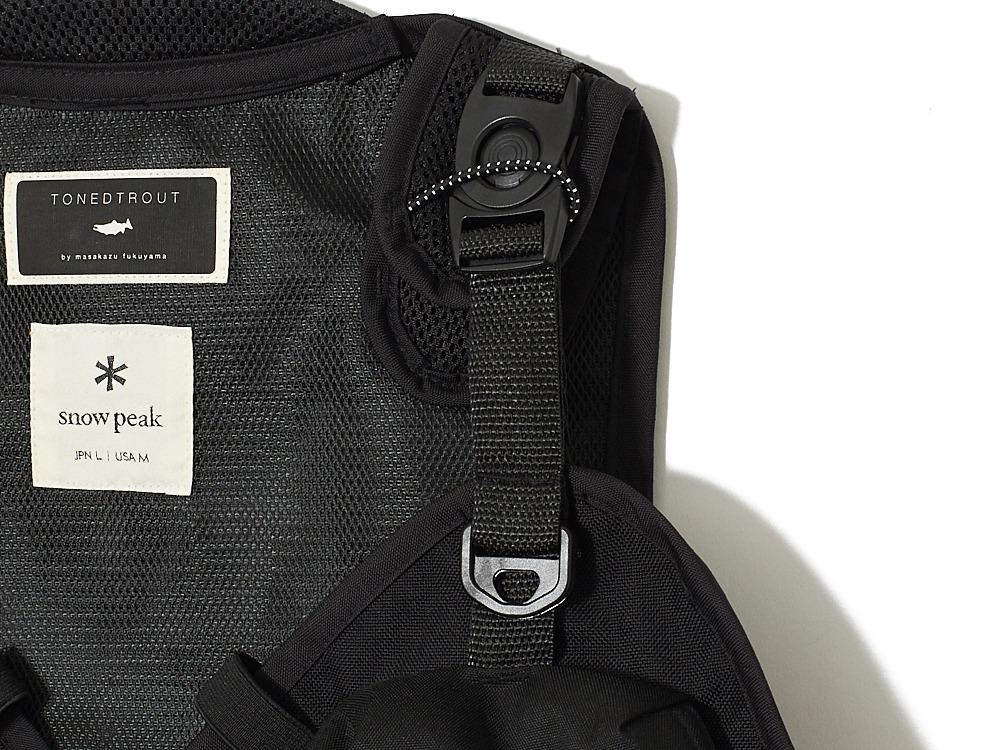 Transit Vest L/M Black