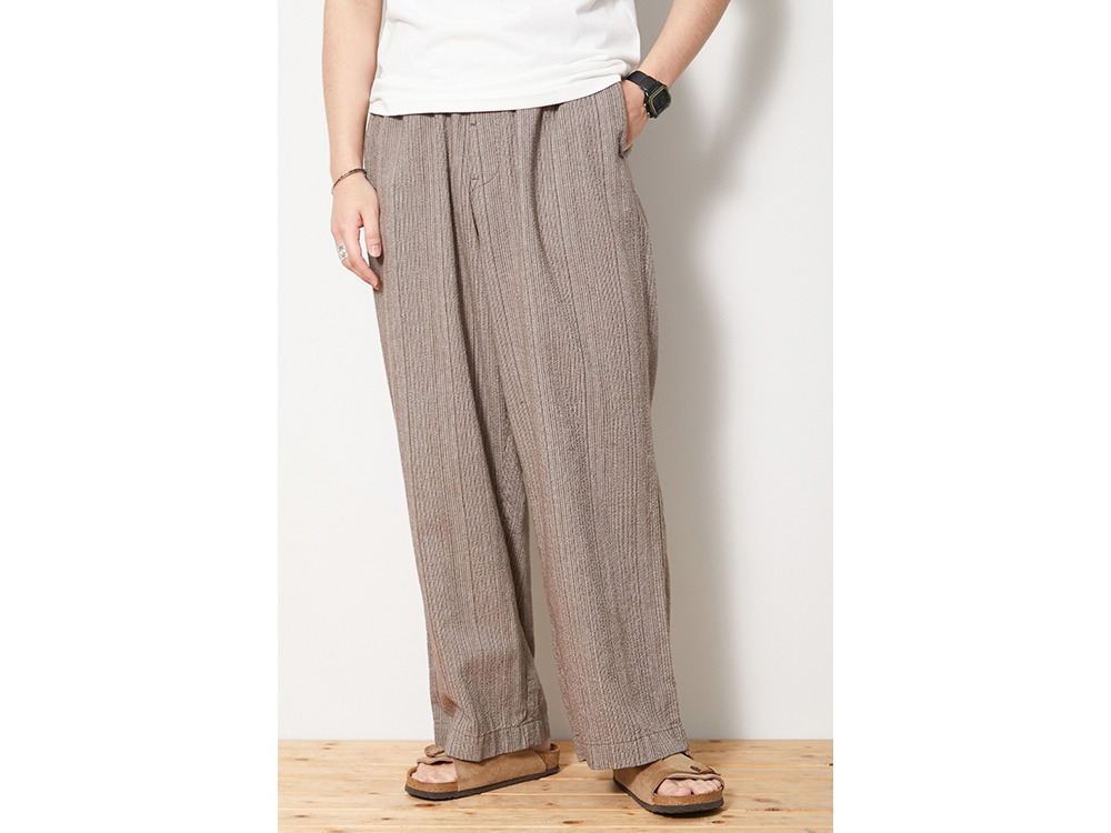 SHIJIRA Wide Pants S Blue