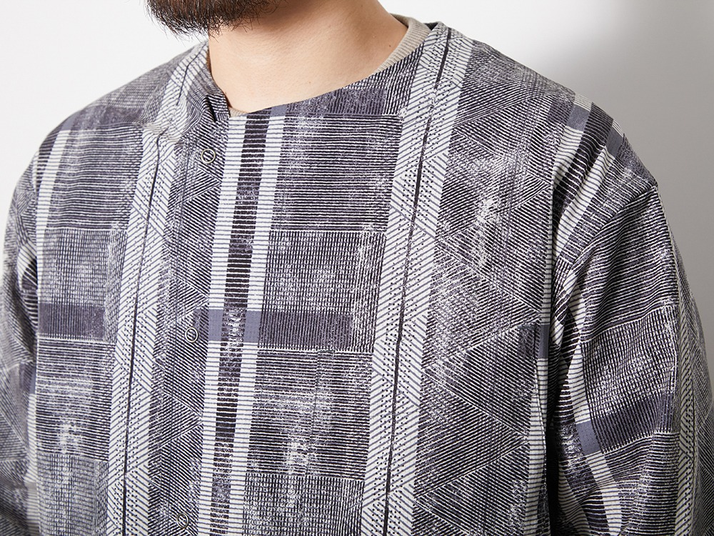 Printed Quick Dry Sleeping Shirt M EN