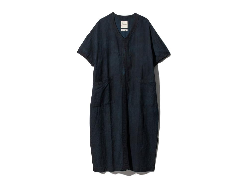 Hand-woven C/L Dress 1 DORO+AI