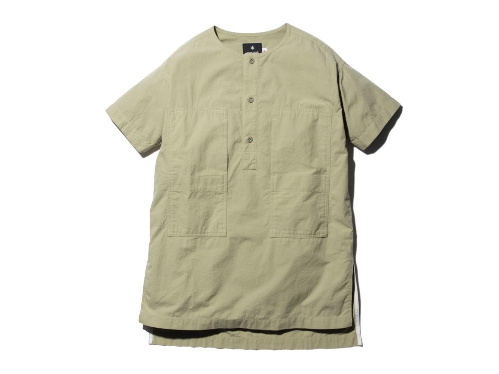 CottonRipStopPullover 2 Beige0