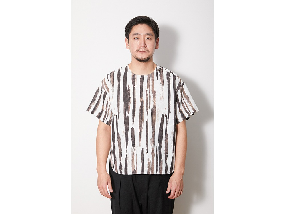 Printed Breathable Soft Shirt L EN