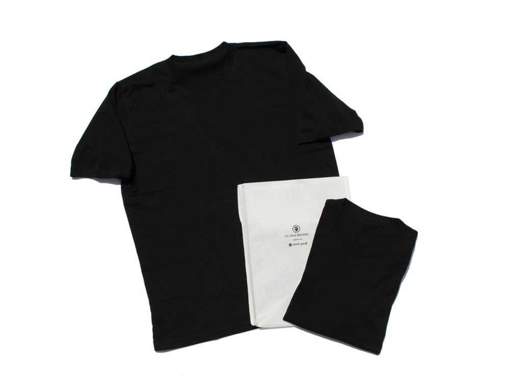 Pack T-shirt XS Black