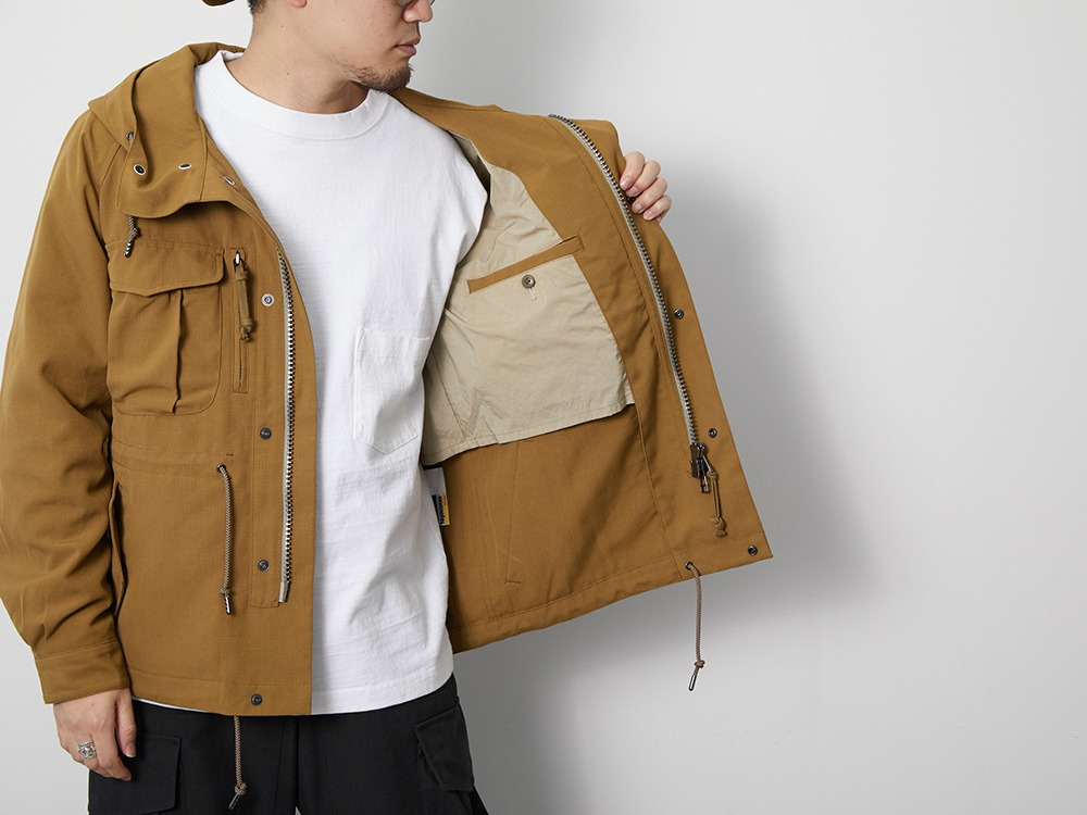 TAKIBI Jacket S Black
