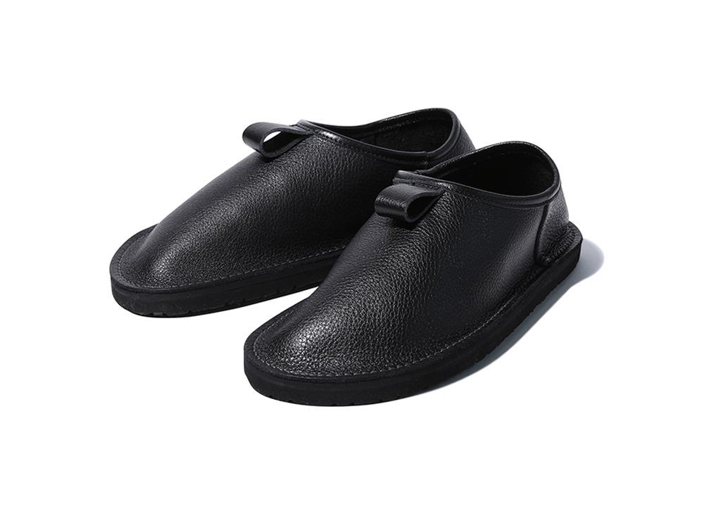 Relaxin' Babouche Sandal XL Black