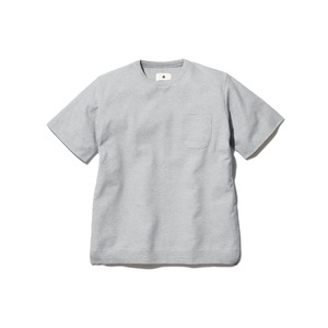 Co/Pe Dry Tshirt M Lightgrey