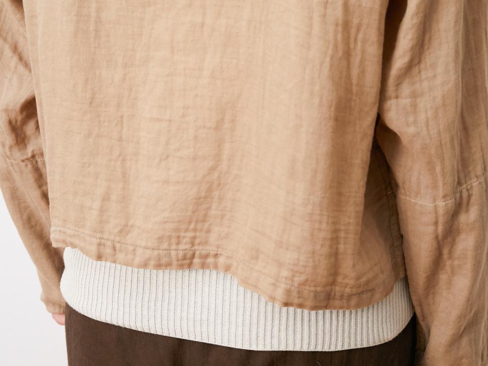 OG Double Gauze Cardigan 1 SUMI