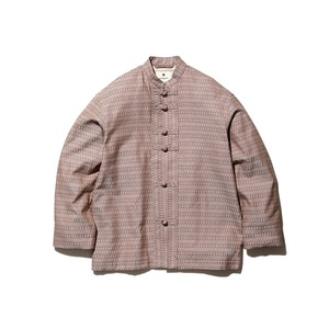 Cotton Dobby China Jacket