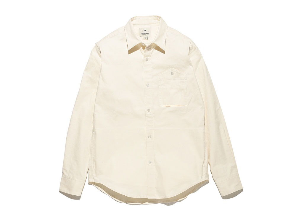 Stretch OX Shirt S White0