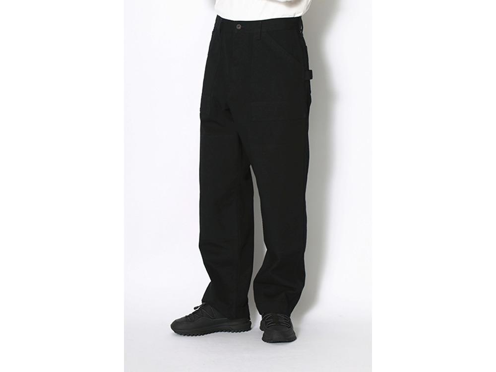 TAKIBI Denim Pants L Black