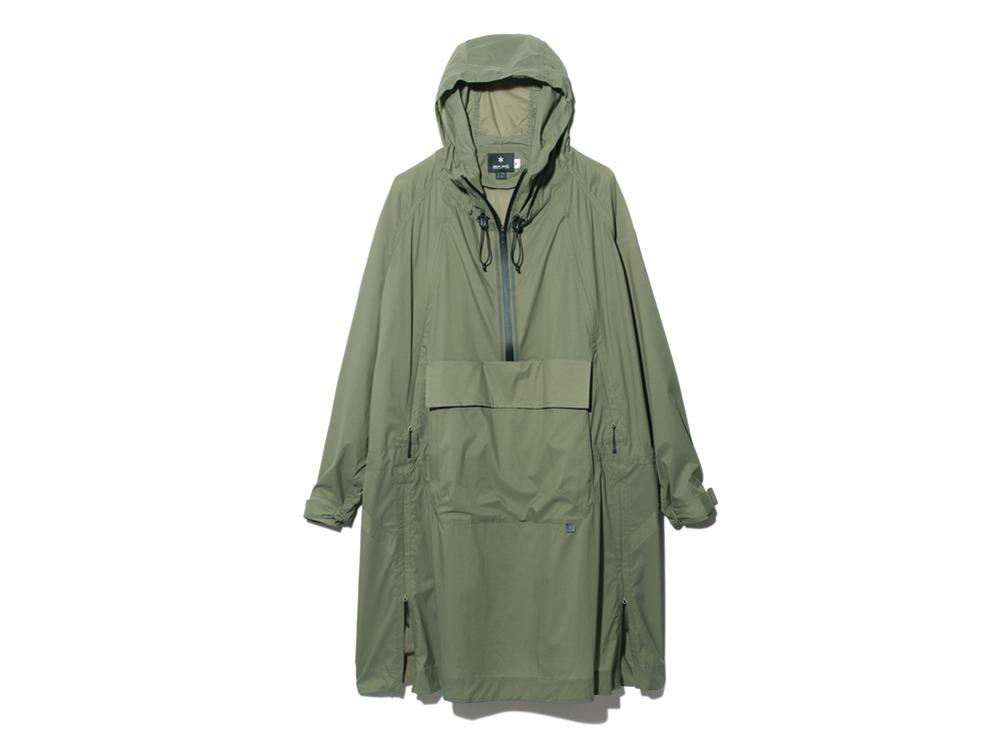 Rain&WindResistantPoncho 1 Olive0