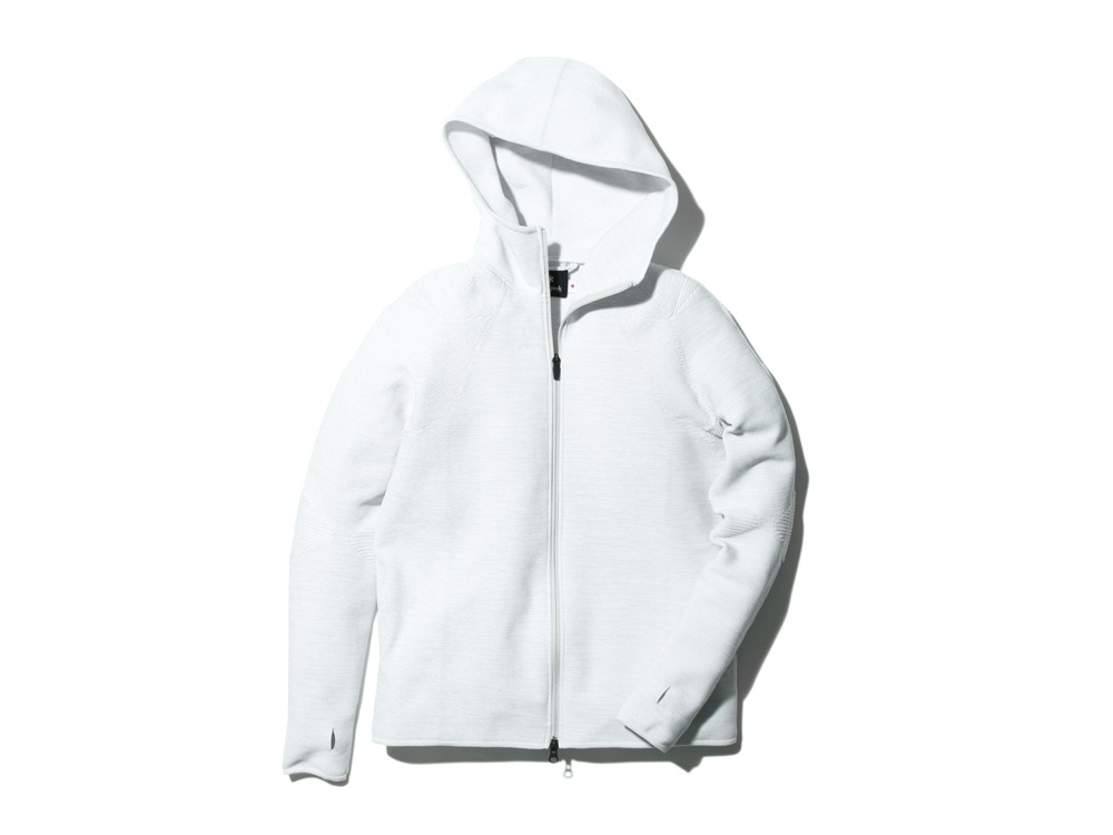 WGStretchKnitJacketS-3 XL White0