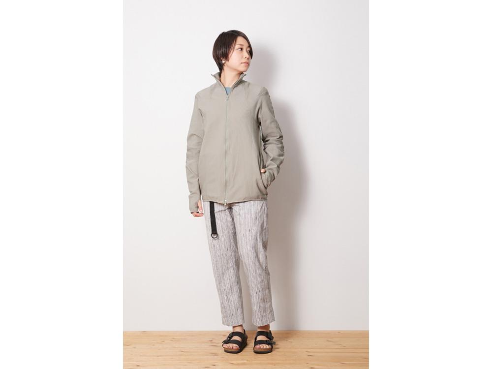 WG Stretch Knit Jacket L Beige