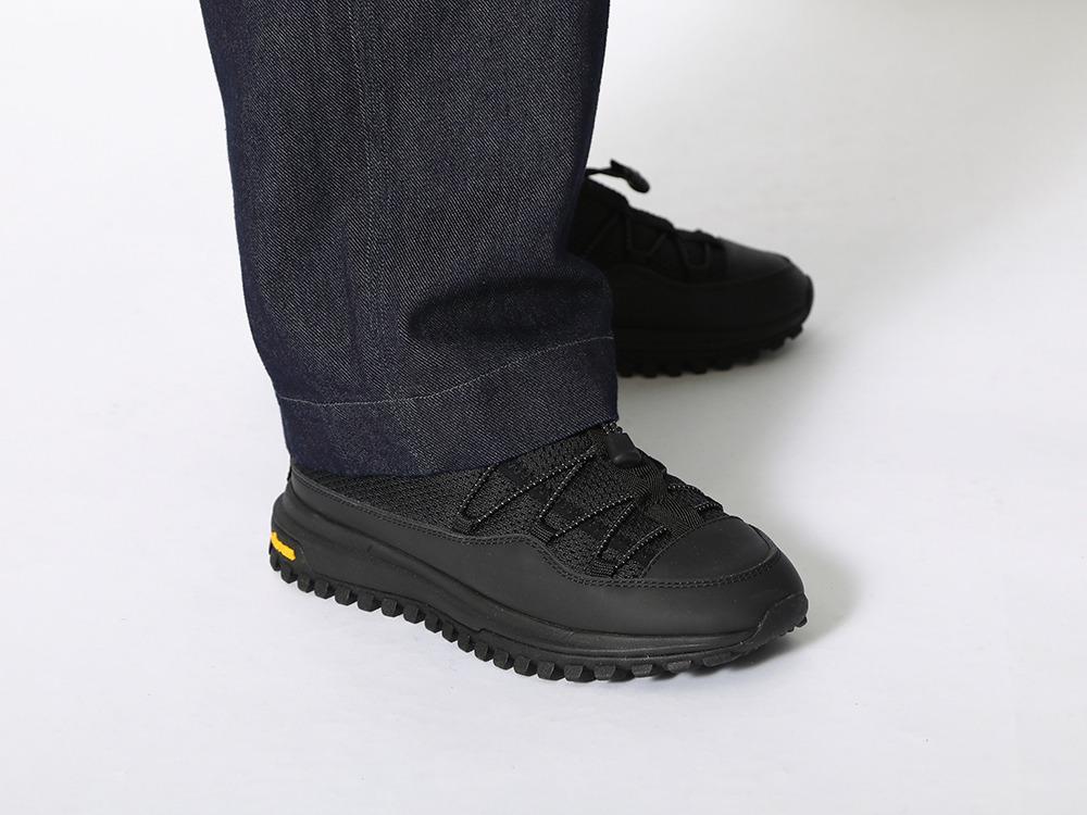 TAKIBI Denim Pants M Black