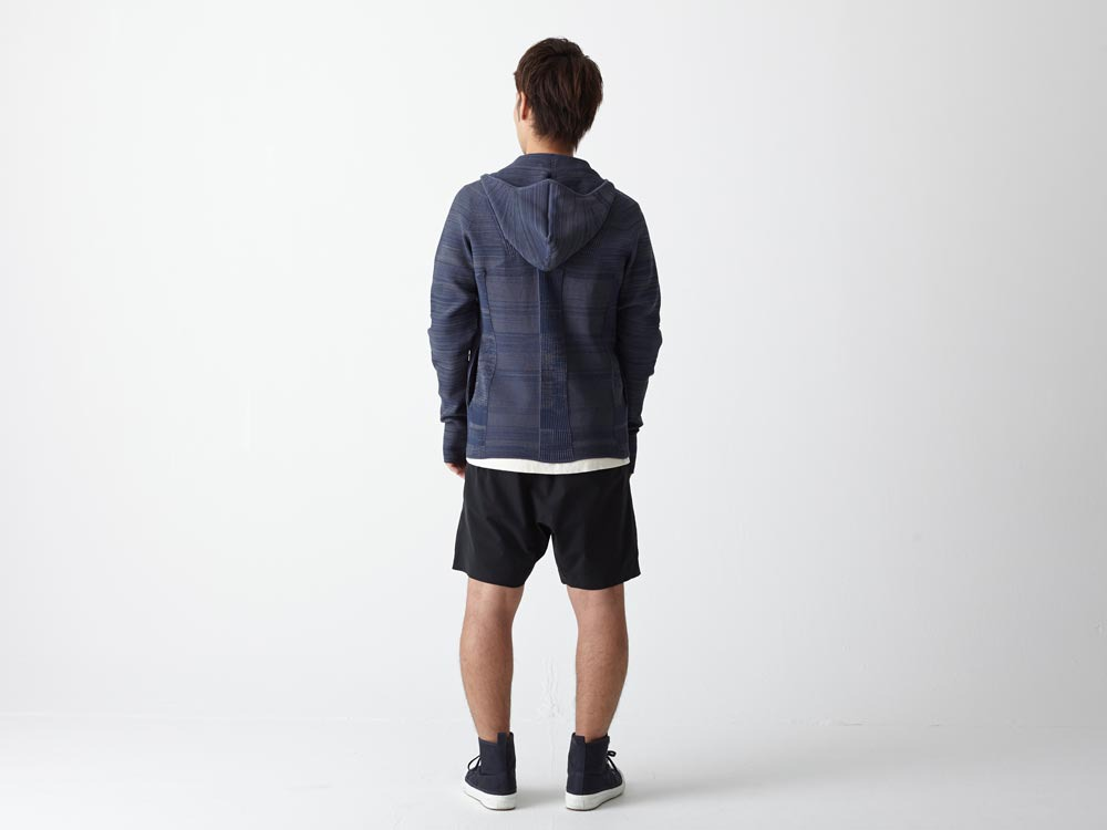WGStretchKnit Jacket S Navy3