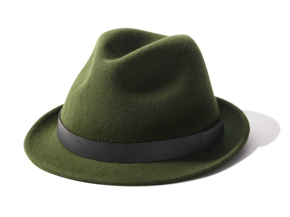 Soft Wool Hat oneOlive