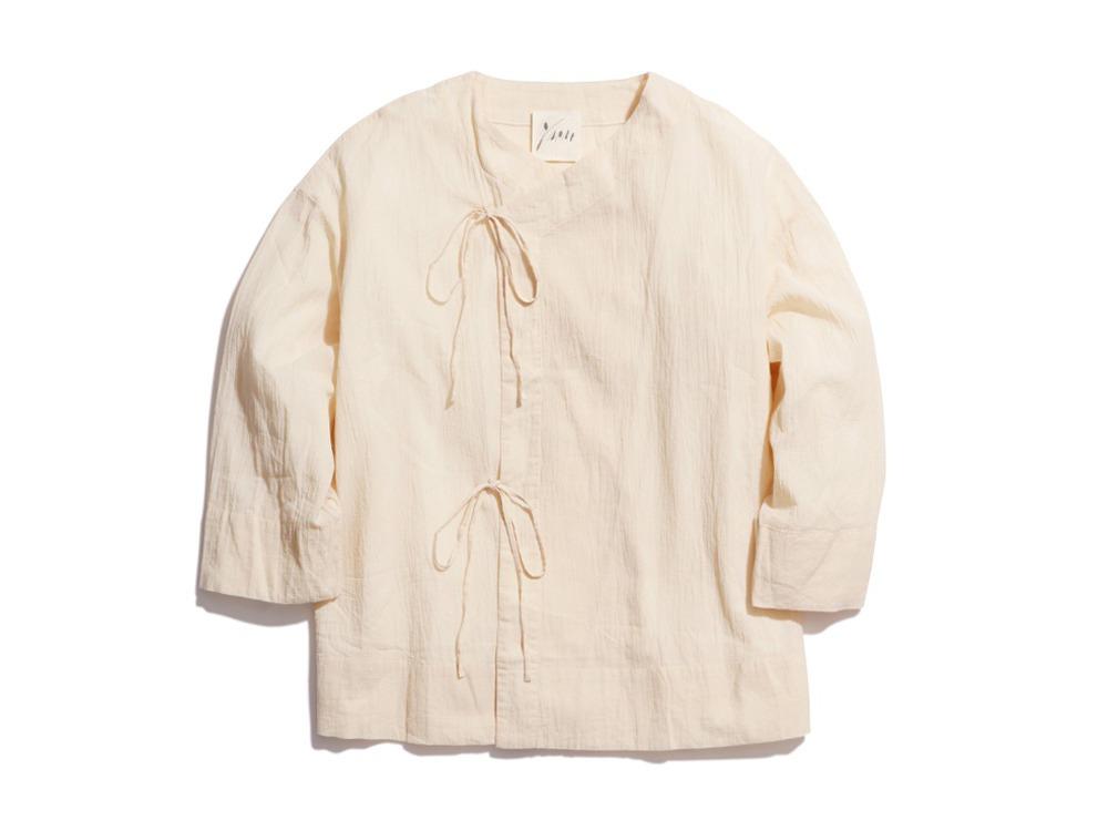 OG Lawn Shirt 1 Ecru