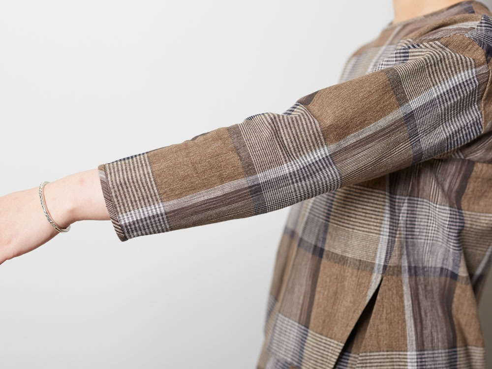 KASURI Pullover 4 Brown6