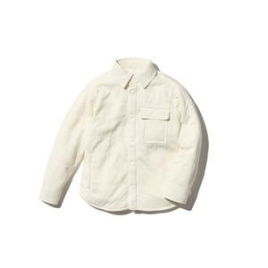 キッズフレキシブルインサレーションシャツ