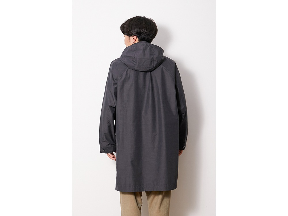 FR Over Coat L Black
