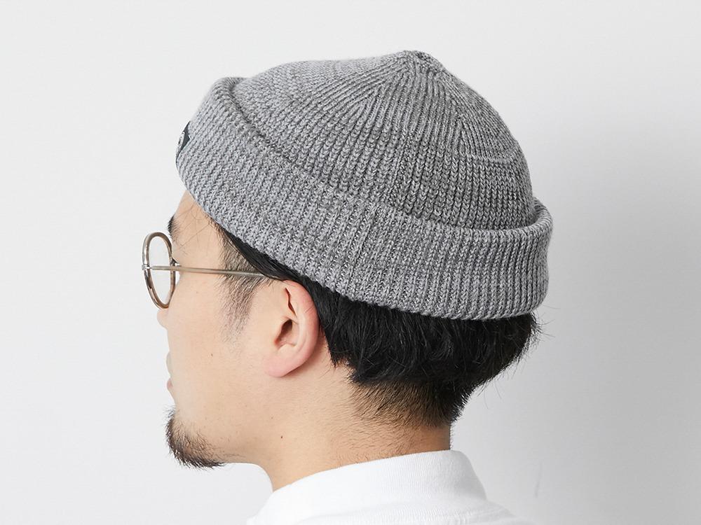 WG Stretch Knit Cap One M.Grey