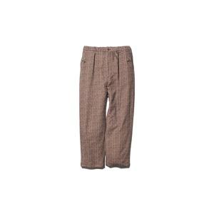 Printed Wo/Ny Pants