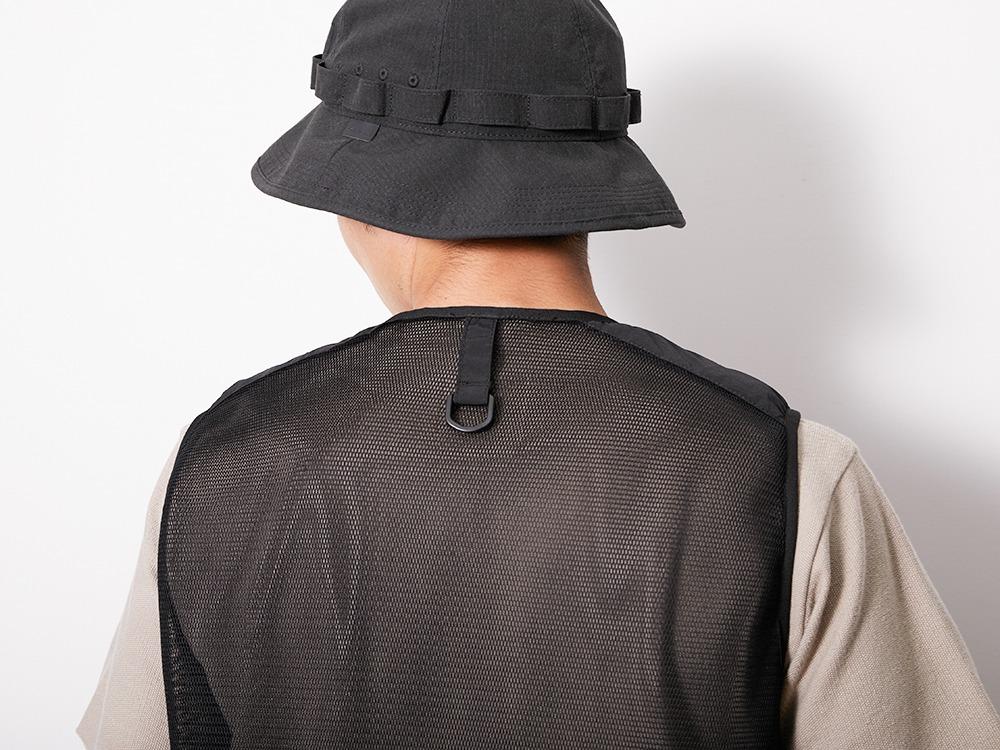 Mesh Vest XL Black