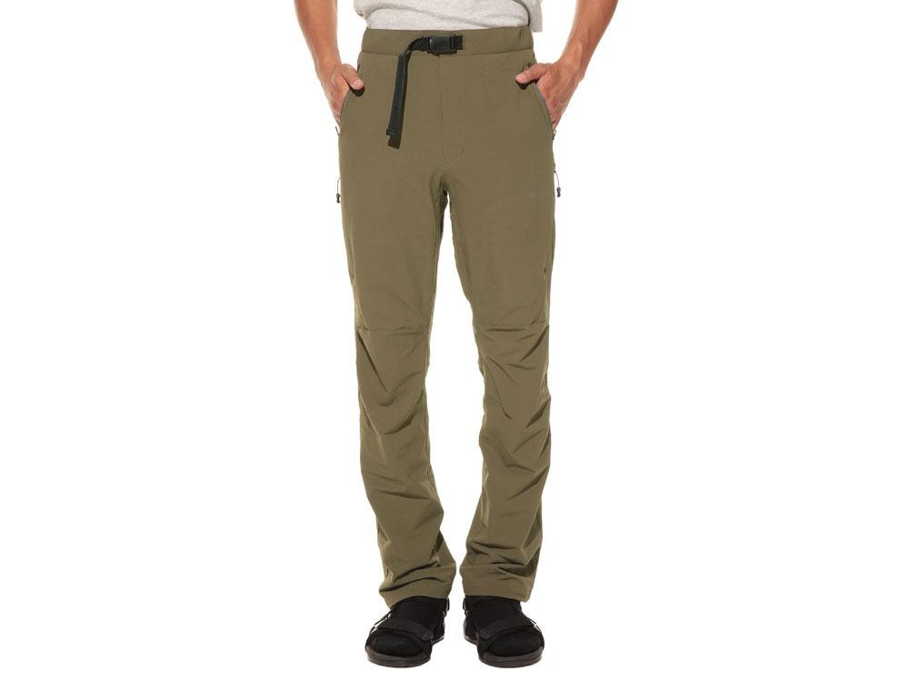 DWR Comfort Pants S Olive2