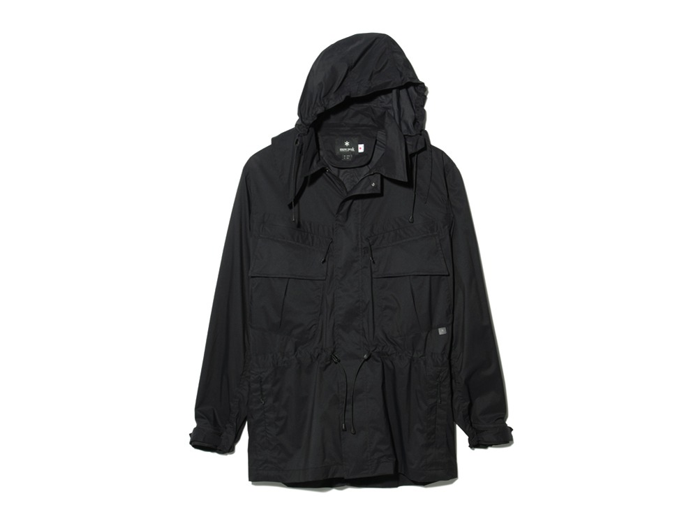 Rain&WindResistantJacket L Black0