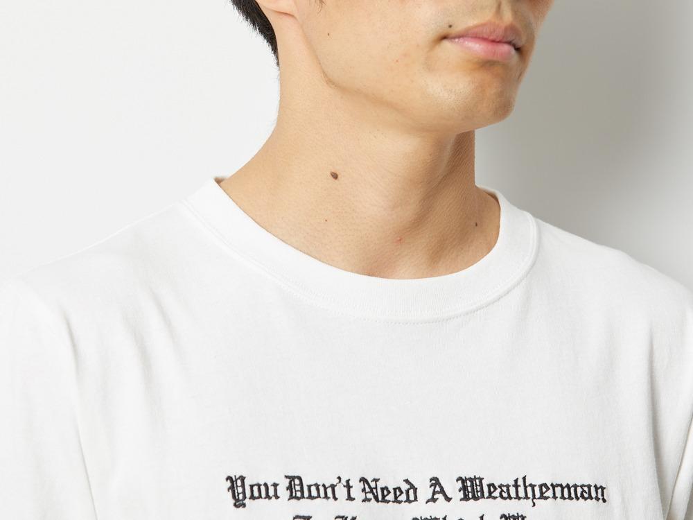 タイポグラフィカル Tシャツ M レッド