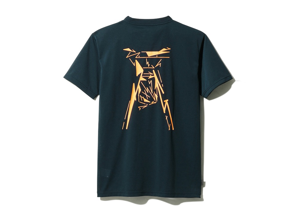 Bring Tshirt ゴウエン M/S Navy