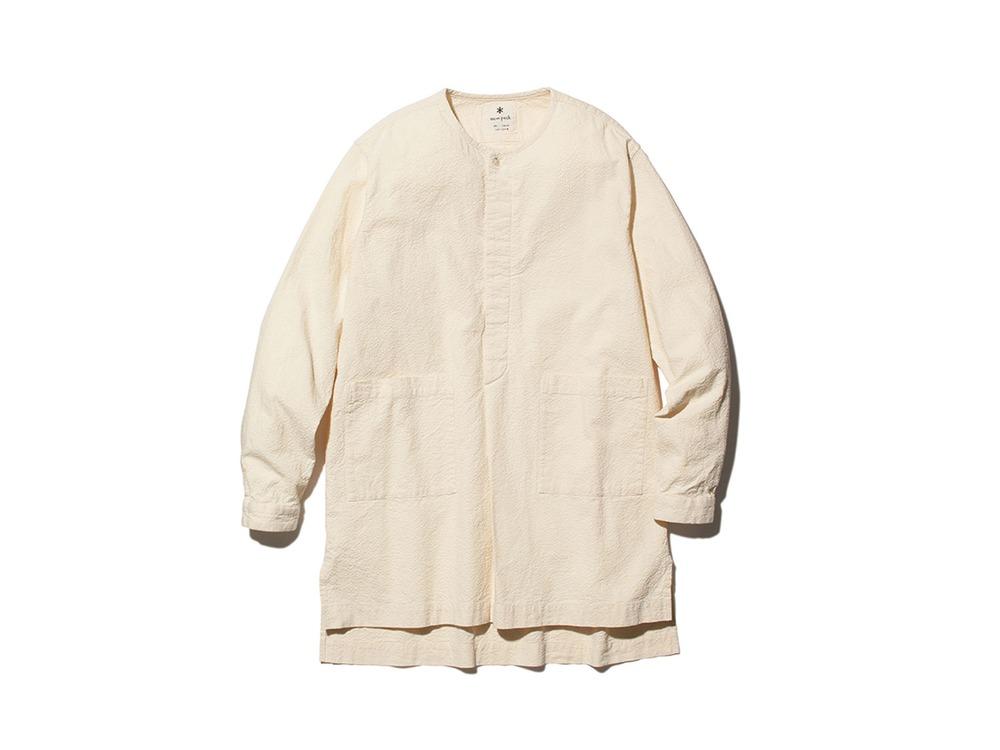 シジラ スリーピング シャツ 1 Ecru