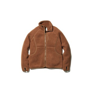Classic Fleece Jacket 1 Orange
