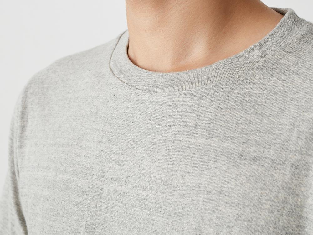 オーガニックティーシャツ 1 エクリュ