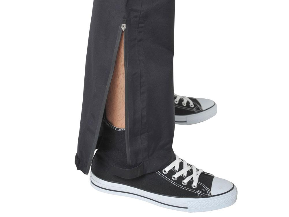 3L Rain Pants XS Black4