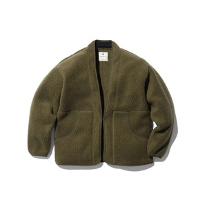 Thermal Boa Fleece Hanten M Olive