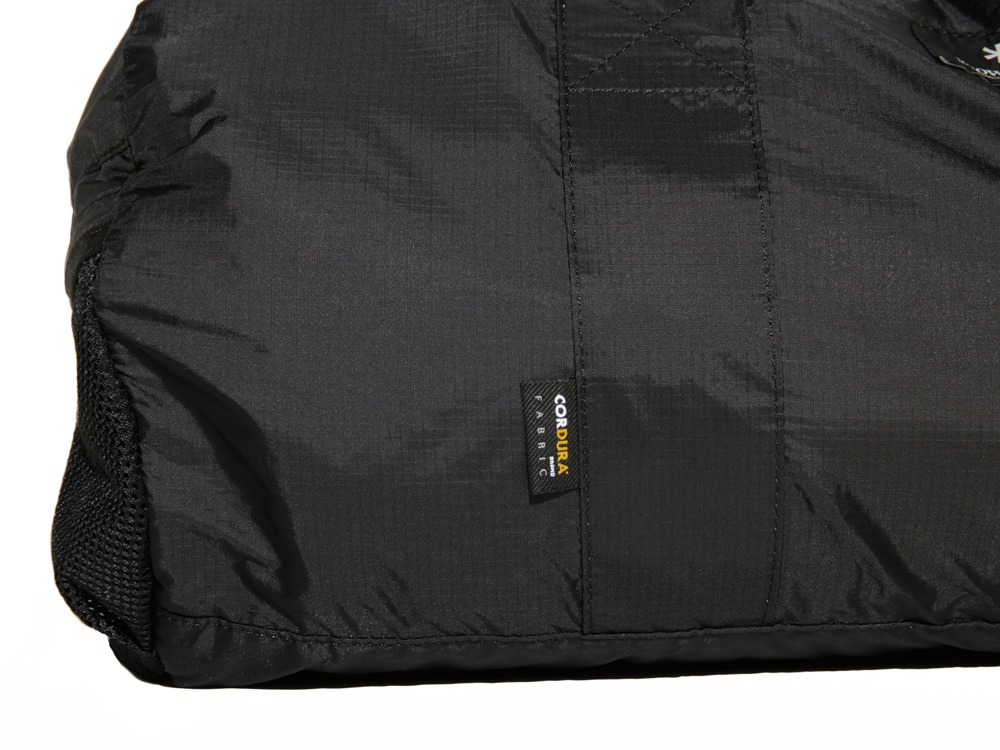 Pocketable Duffle Black2