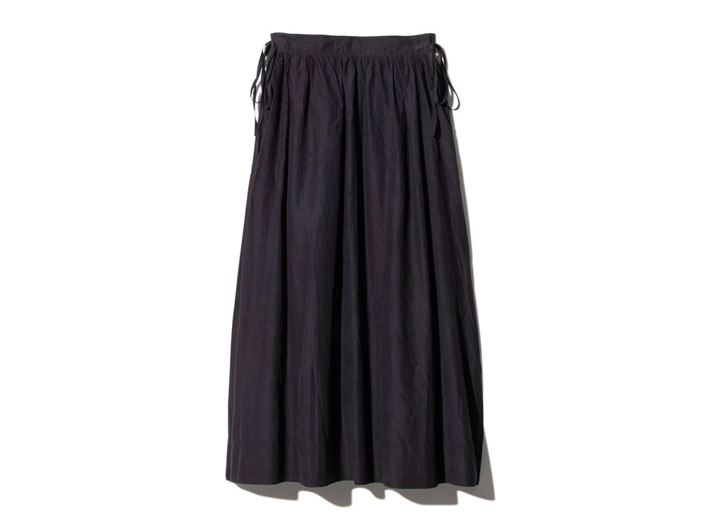 Hand-woven Cotton Silk Skirt 1 DORO+AI