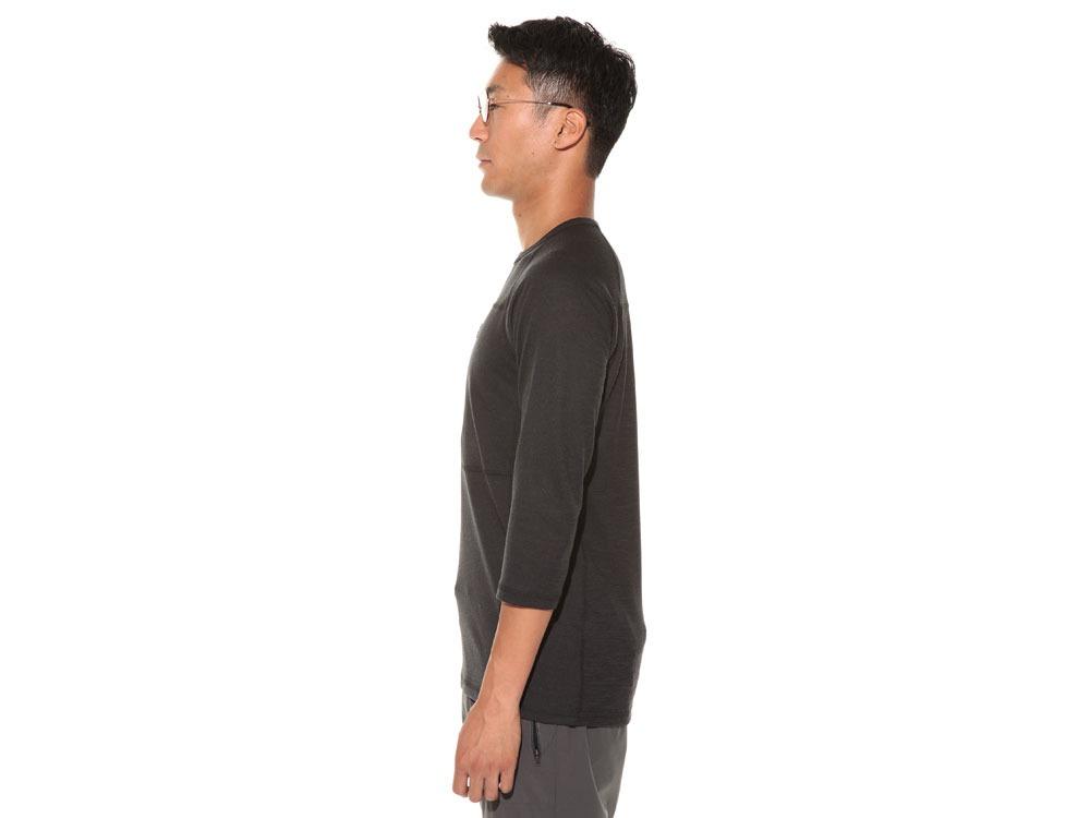 Wool Tactical Raglan Sleeve L Black3