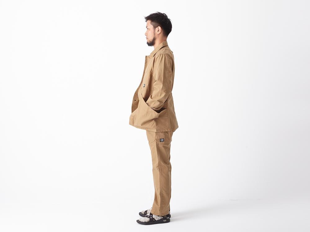 Takibi Pants #1 1 Brown2
